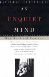 An Unquiet Mind (book cover)